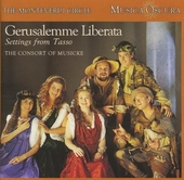 Gerusalemme liberata : settings from Tasso