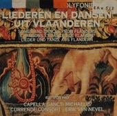 Liederen en dansen uit Vlaanderen