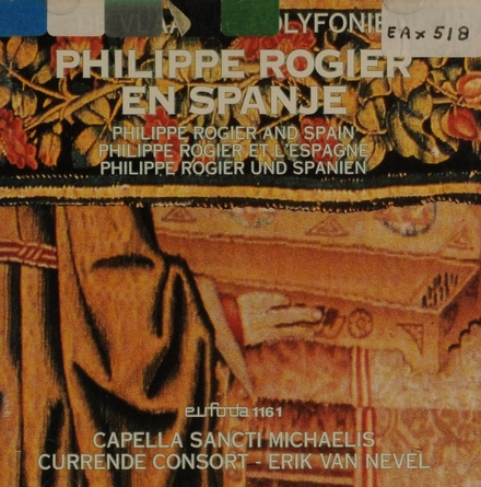 Philippe Rogier en Spanje