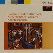 Psalmi et cantica (1400-1600)