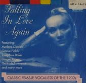 Falling in love : classic female vocalists...1930's