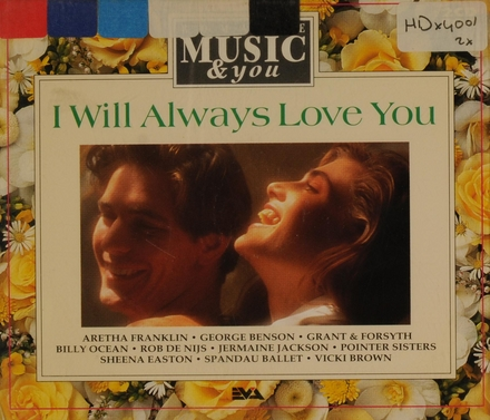 I will always love you. vol.6