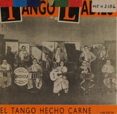 El tango hecho carne