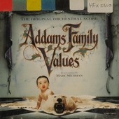 Addams family values : the orchestral score