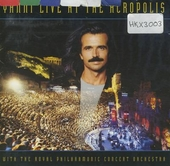 Yanni live at the acropolis - 1993