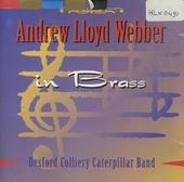 Andrew lloyd webber in brass