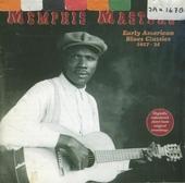 Memphis masters - 1927/34