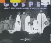 Negro spirituals/gospel..26/42