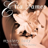 Mystery lady : songs of Billie Holiday