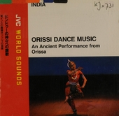 Orissi dance music