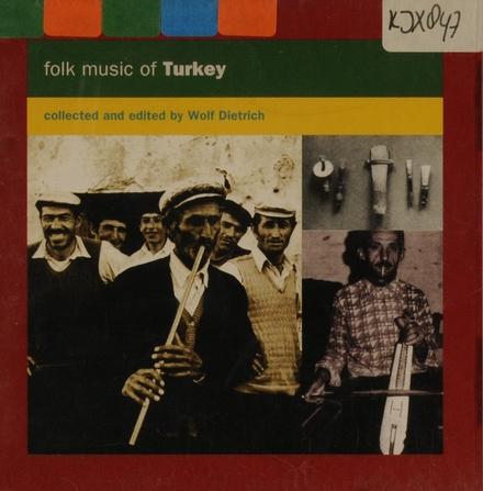 Folk music of turkey