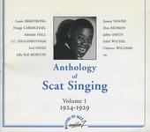 Anthology of scat singing : 1924 - 1929. vol.1