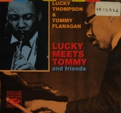 Lucky meets Tommy and friends