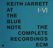 Keith Jarrett at the Blue Note : the complete recordings ECM
