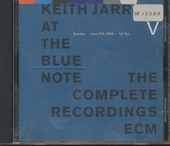 Keith Jarrett at the Blue Note. Disc 5