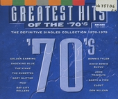 Greatest hits of the '70's : the definitive singles coll. 1970-'79
