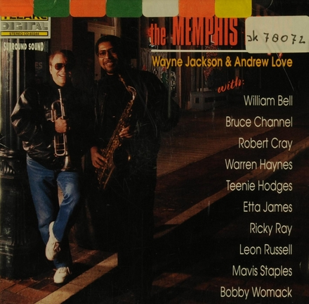 The Memphis Horns : Wayne Jackson & Andrew Love with...
