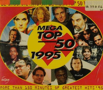 De grootste hits uit de mega top 50 1995