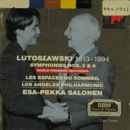 Symphony no. 4 (1992)