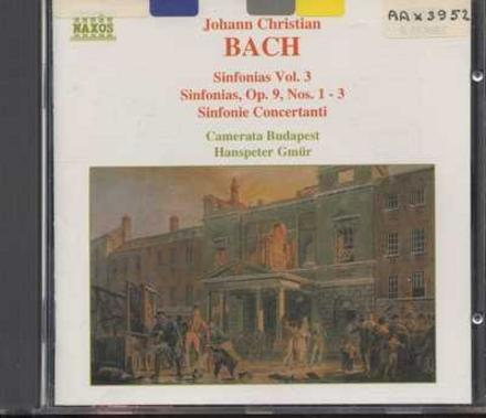 Sinfonia's. Vol. 3
