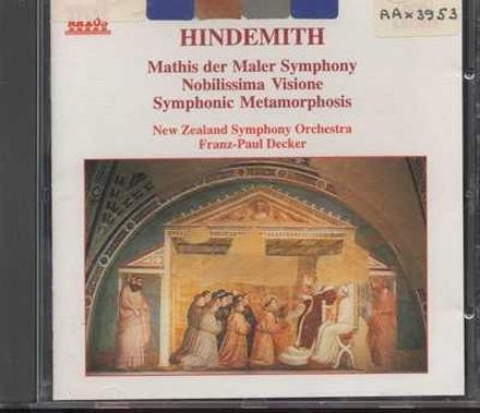 Mathis der Maler symphony