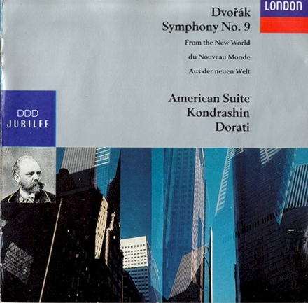 """Symphony no.9 """"From the New World"""""""