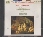 Sinfonias on Ovid's metamorphoses nos.1-3