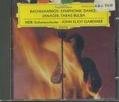Symphonic dances op.45