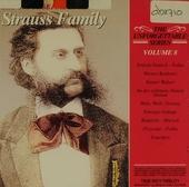 The unforgettable Strauss family. volume 8