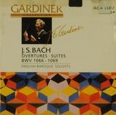 Overtures-suites BWV 1066 - 1069. @Gardiner collection