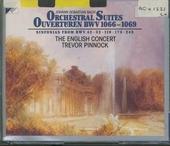 Orchestral suites (overtures)