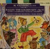 Ballet : The golden key, op.55. vol.3