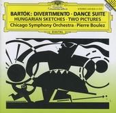 Dance suite Sz.77