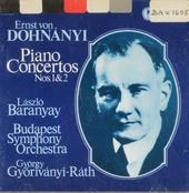 Piano concerto no. 1 in e minor