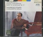 Piano concertos nos.9 & 17