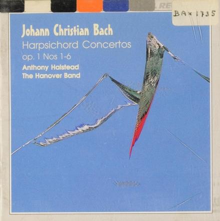 Six harpsichord concertos op.1 nos 1-6
