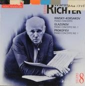 Piano concerto in c-sharp minor, op.30. vol.8