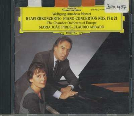 Piano concertos nos 17 & 21