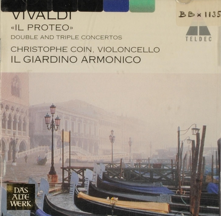 Il proteo, double and triple concertos