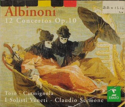 Concertos, op. 10, nos. 1-6