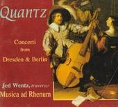 Concerti from Dresden & Berlin