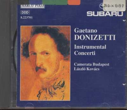 Instrumental concerti