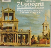 7 Concerti for woodwind and strings
