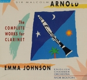 Complete works for clarinet