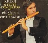 6 Flute concertos op. 11