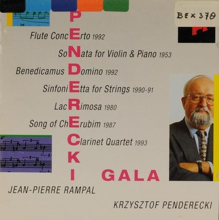 Sixtieth birthday gala concert