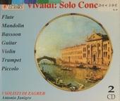 Solo concertos