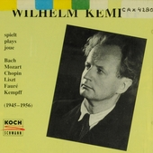 Wilhelm Kempff 1945-1956