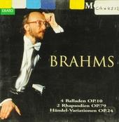 Variationen und Fuge über ein Thema von Händel op. 24