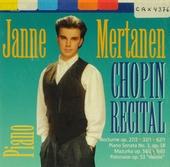 Chopin recital/ $3000